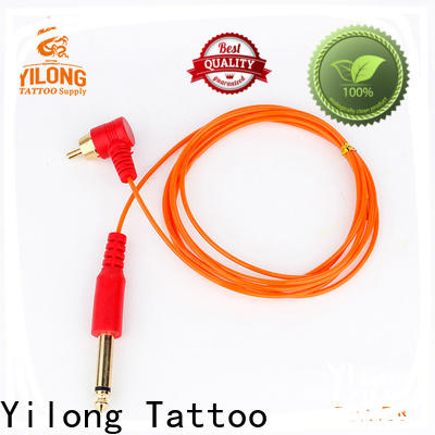 Top best tattoo clip cord straightrca for business for tattoo power supply
