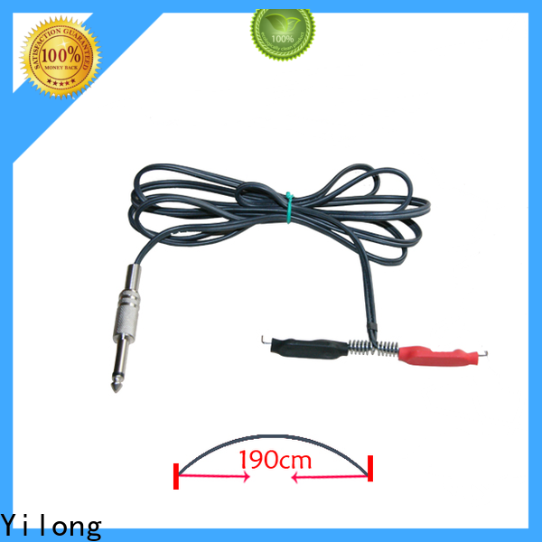 Yilong power clipcord tattoo company for tattoo machines