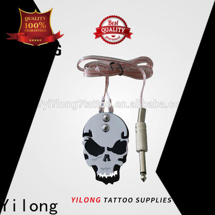 Yilong blue homemade tattoo foot pedal factory for tattoo