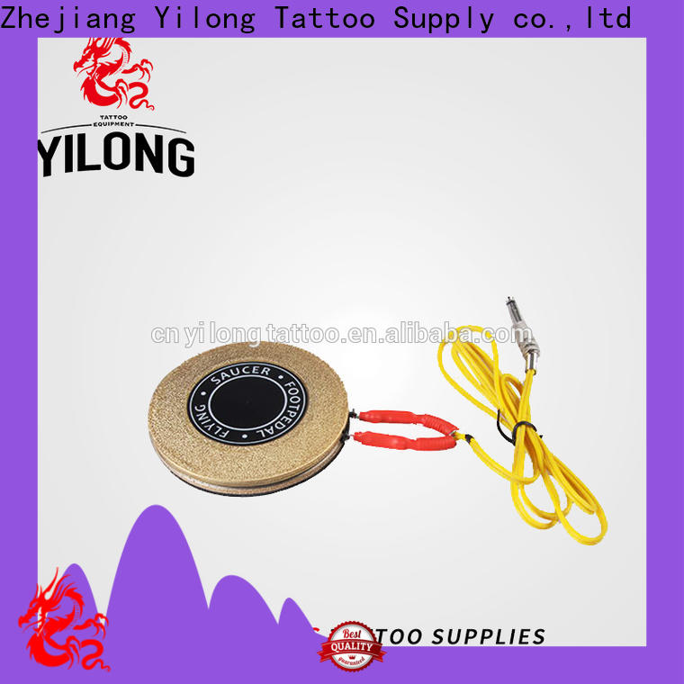 Yilong power tattoo foot pedal for sale for tattoo