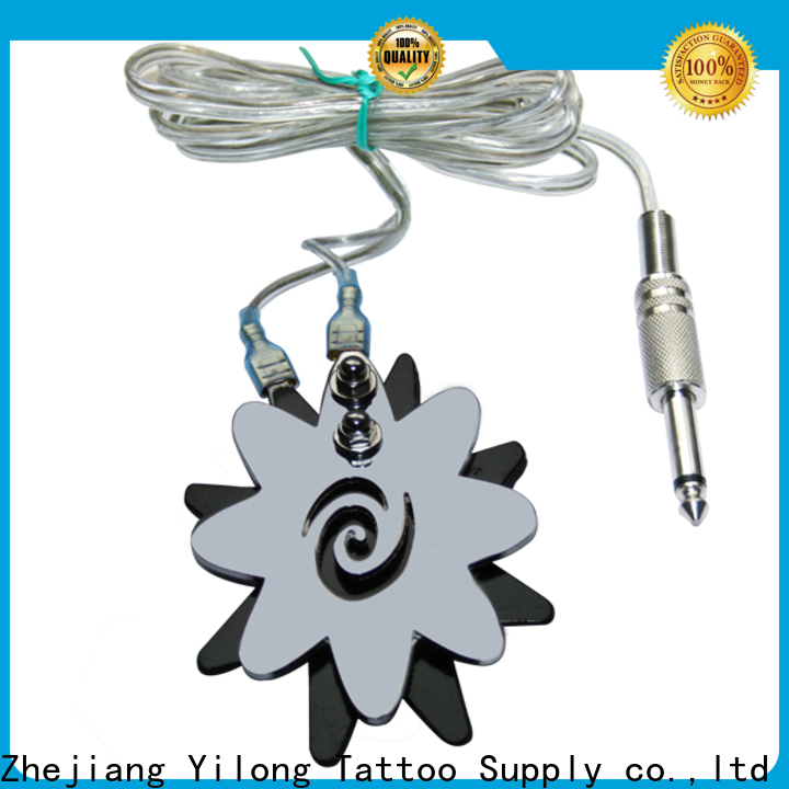 High-quality tattoo foot pedal pentagram manufacturers for tattoo power supply