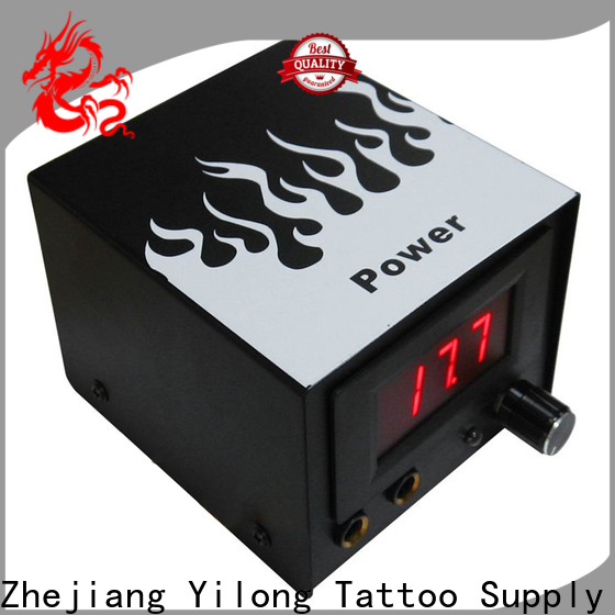 Yilong Latest Power Supply factory for tattoo machine