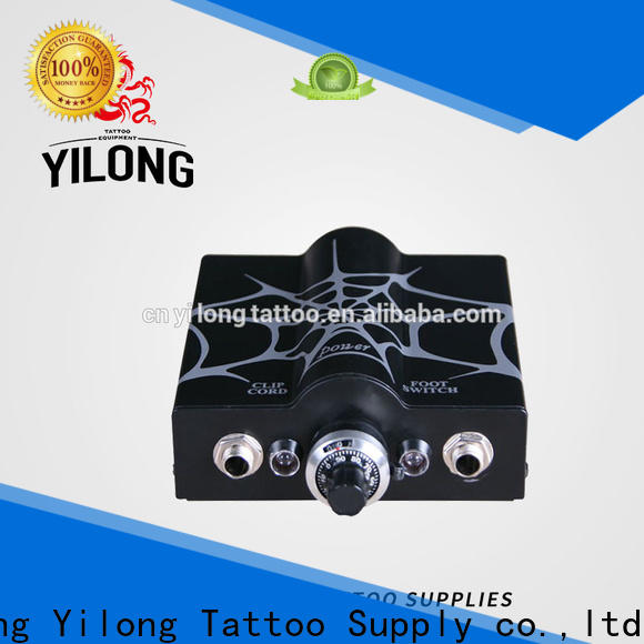 Yilong Latest Power Supply supply for tattoo guns