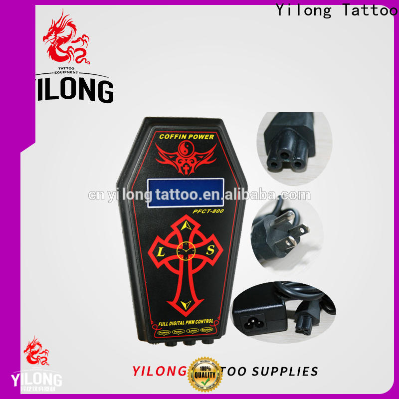 Yilong screen Power Supply suppliers for tattoo guns