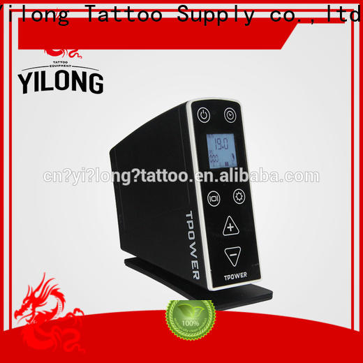 Yilong screen Power Supply suppliers for tattoo machine