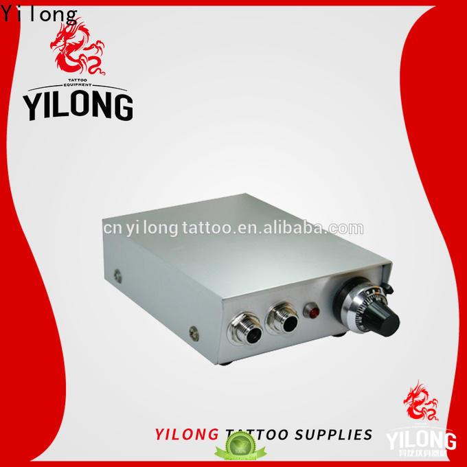 Yilong machine Power Supply supply for tattoo guns