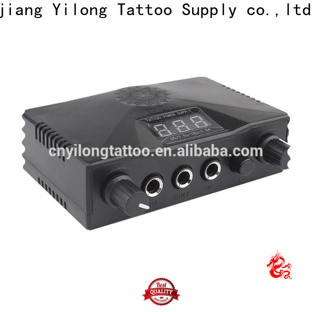 Yilong screen Power Supply factory for tattoo machine