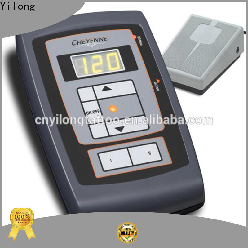 Yilong power Power Supply company for tattoo equipment