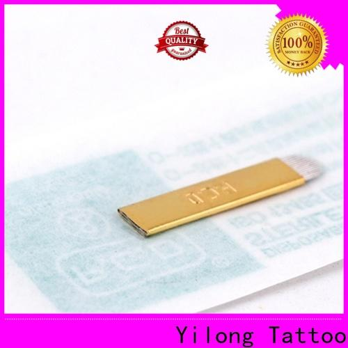 Yilong ii sterile tattoo needles company