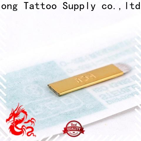 Yilong Wholesale professional tattoo needles for business for tattoo