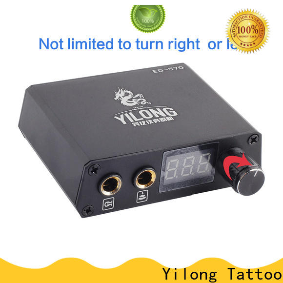 Custom Power Supply tattoo for business for tattoo equipment