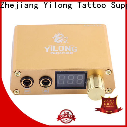 Best Power Supply dual suppliers for tattoo equipment