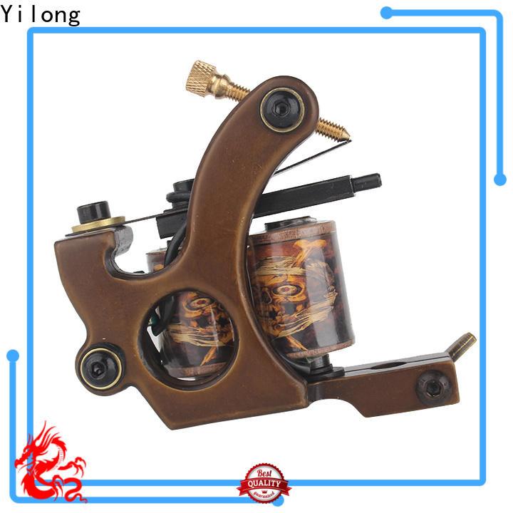 Yilong rotary hand tattoo machine supply for tattoo