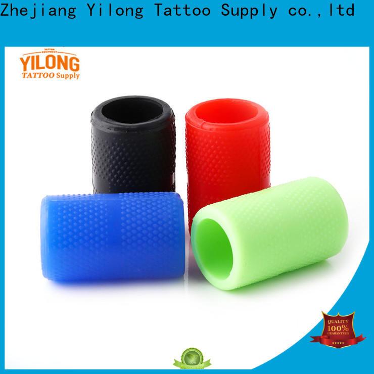 Yilong New tattoo machine accessories suppliers for tattoo machine grip