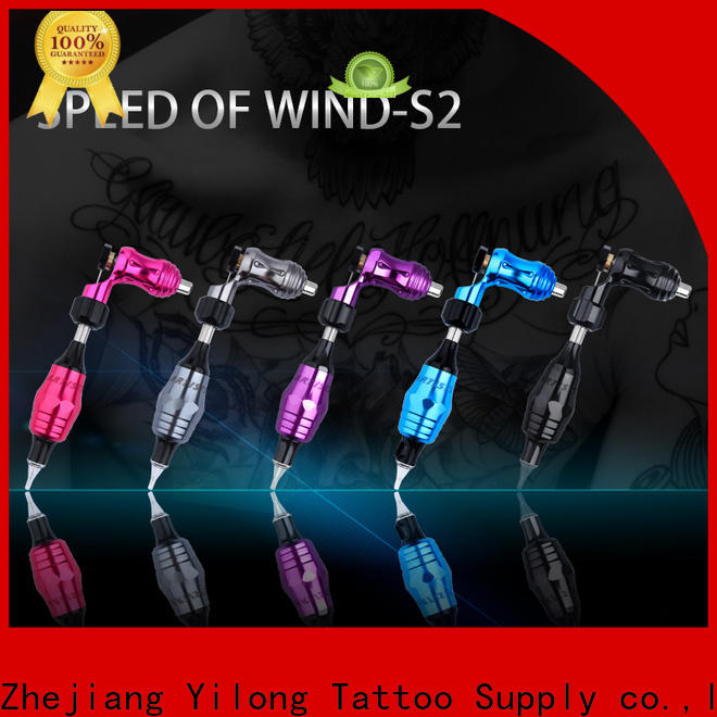 Yilong Best rotary tattoo machine supply for coloring