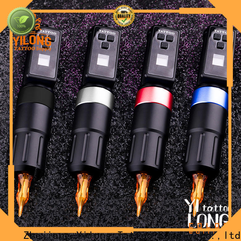 Yilong New Tattoo Pen for business for tattoo