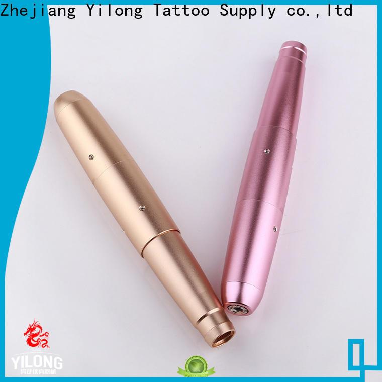 Yilong Top Permant Makeup factory