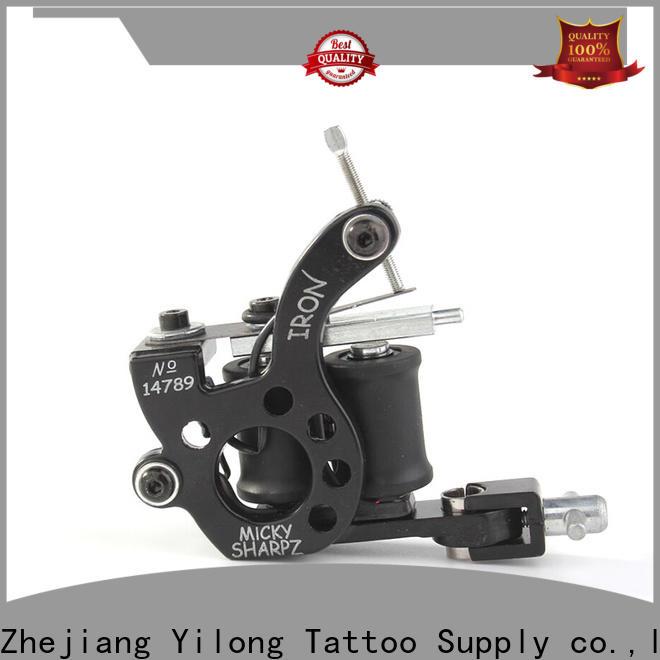Yilong Latest hand tattoo machine supply for tattoo machine