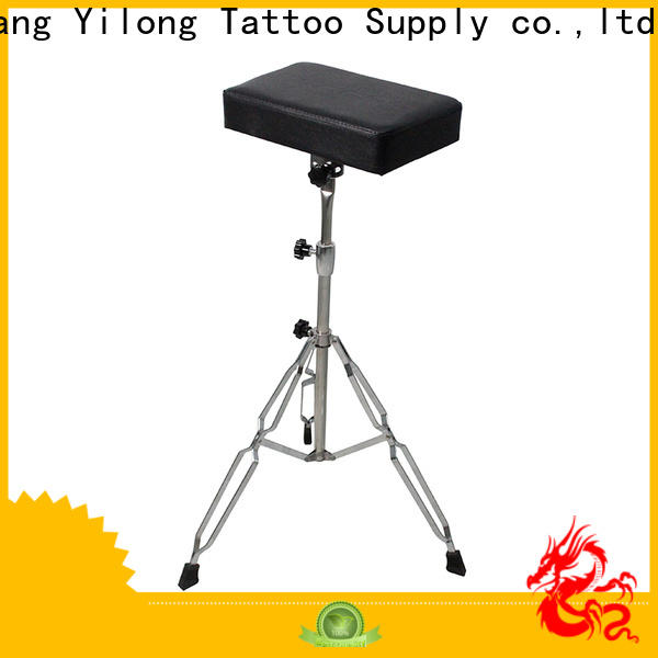 Top tattoo arm leg rest ajustable suppliers for adjustable top clip