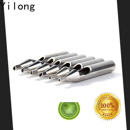 Yilong Best stainless steel tattoo tips factory for tattoo