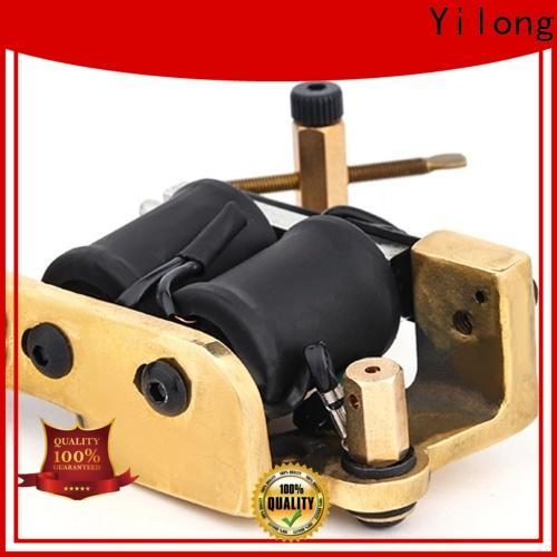 Yilong High-quality good starter tattoo machine supply for tattoo machine