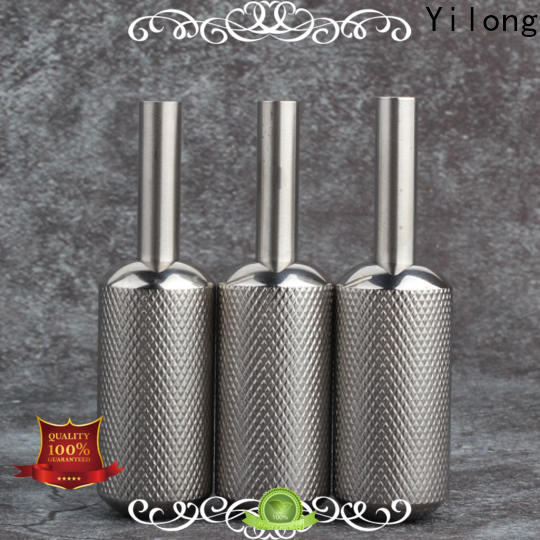 Yilong 22mm tattoo needle grip suppliers with autoclave