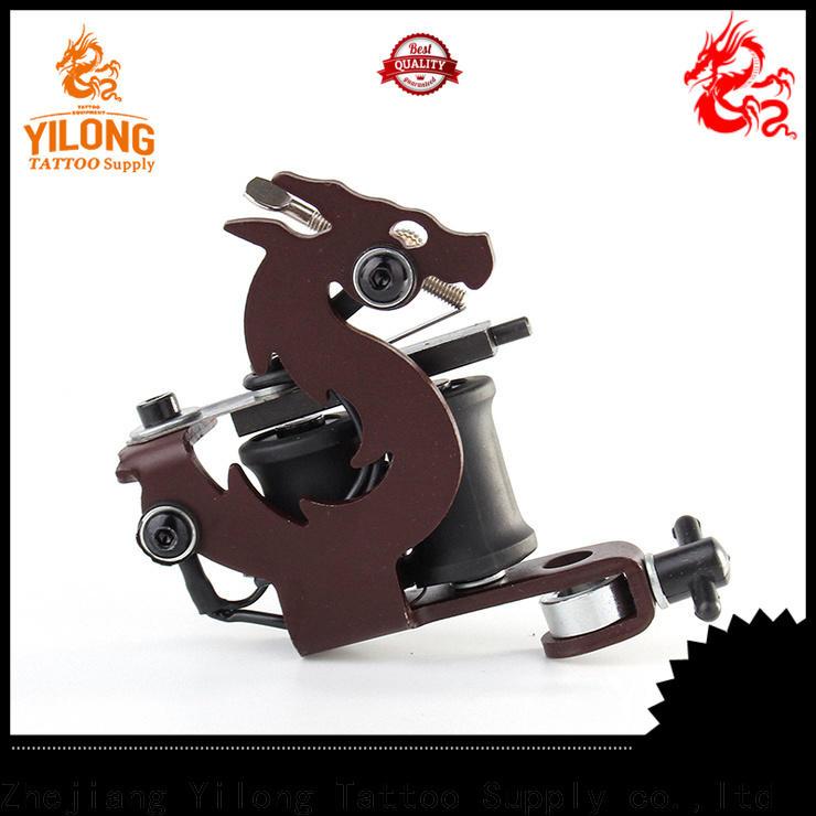 Yilong power best starter tattoo machine manufacturers for tattoo