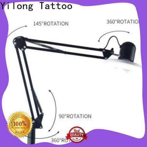 Yilong Custom tattoo light factory during the tattoo process
