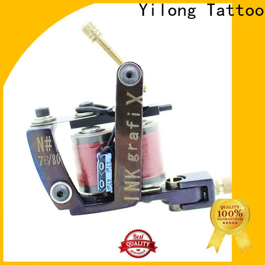 Yilong Wholesale best selling tattoo machine supply for tattoo