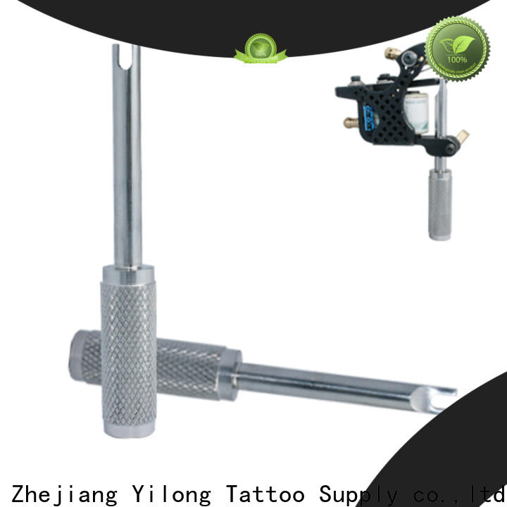 Yilong display coil for business after tattoo