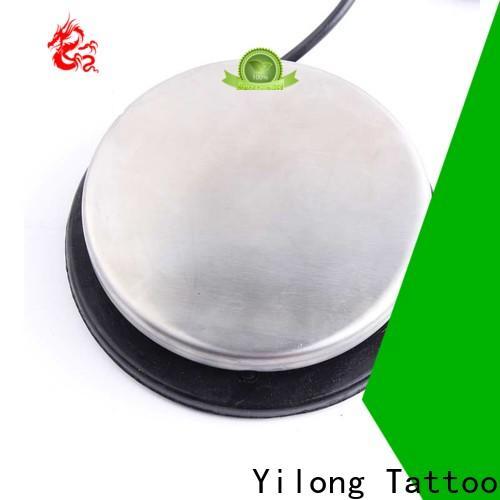 Yilong power tattoo machine foot pedal supply for tattoo machine