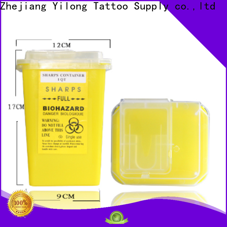 Best disposable cartridge tubes assignment for business after tattoo