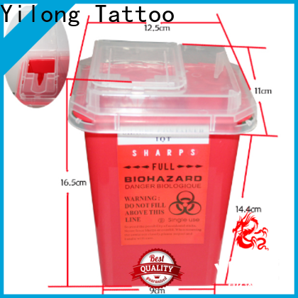 Yilong Latest disposable tattoo tubes for business after tattoo