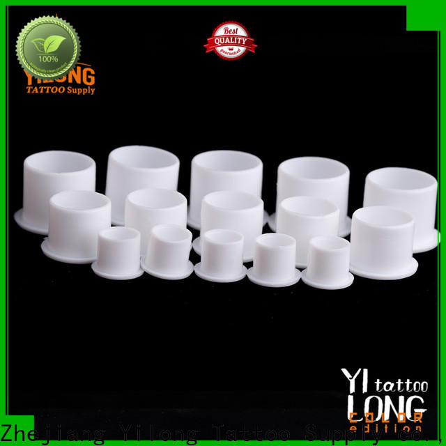 Yilong capsmall coil company after tattoo