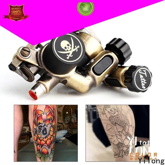 Yilong High-quality tattoo kit machine factory for tattoo machine