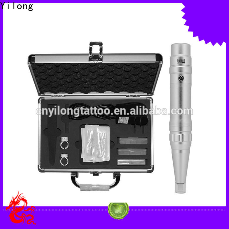 Yilong permanent makeup machine for business for tattoo machine