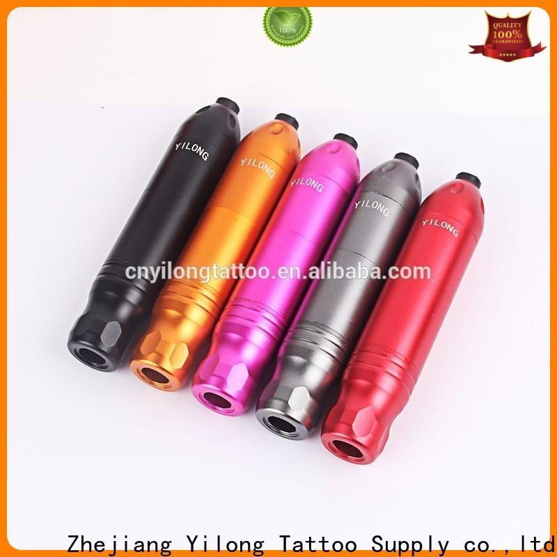 Yilong Custom Tattoo Pen supply for tattoo